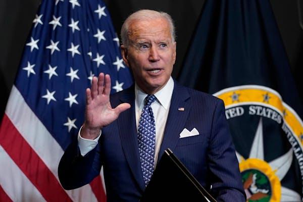 Biden: Federal worker vaccines being considered