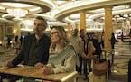 "John Turturro and Julianne Moore in a scene from ""Gloria Bell."""