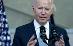 FILE — President Joe Biden speaks about voting rights at the National Constitution Center in Philadelphia on Tuesday, July 13, 2021. Biden said on T
