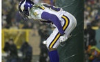 Randy Moss was fined for mooning the crowd in Green Bay, the origin of his 'Straight cash, homey' quote.
