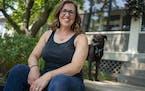 Melinda Wolff, a wood jewelry maker. ANTRANIK TAVITIAN • anto.tavitian@startribune.com