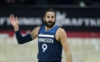 Ricky Rubio is on his way to Cleveland.