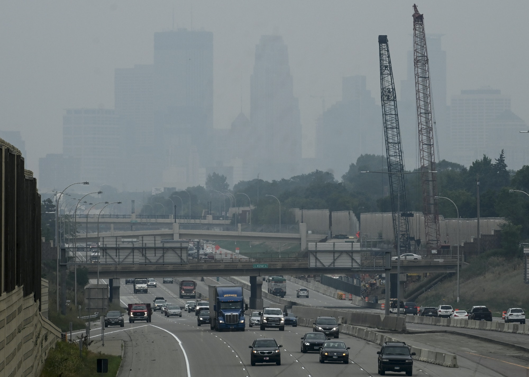 As wildfires rage on, Minnesota braces for more smoke