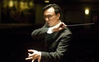 Conductor Ken-David Masur