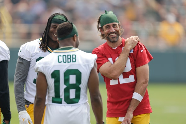 Reusse: Candor makes Rodgers a Packers quarterback to admire