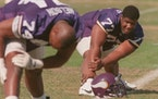 """""""There were so many things from the day Korey died that I don't have the answers for,"""" said Vikings Hall of Fame receiver Cris Carter. """"And 20"""