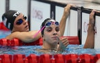 Competing in her first Olympics, 19-year-old Regan Smith of Lakeville earned a pair of silver medals and a bronze medal in Tokyo.
