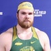 Since completing a stellar college career at North Dakota State, shot putter Payton Otterdahl, 25, has balanced pro competition with coaching at his a