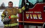 Thomas Harrigan  CREDIT: ST. PAUL FIREFIGHTERS LOCAL 21