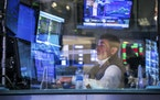 Bond trading is heavy Tuesday, leading stock investors to assess whether prices are too high. Major indexes are down the most since May. File photo of