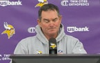 Vikings coach Mike Zimmer expressed his frustration over players refusing to get vaccinated for COVID-19.