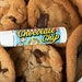 The 2021 Minnesota State Fair lip balm will be Sweet Martha's Chocolate Chip Cookies flavor.