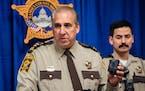 Ramsey County Sheriff Bob Fletcher.