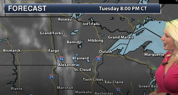 Evening forecast: Low of 66; mainly clear, with smoke still from wildfires