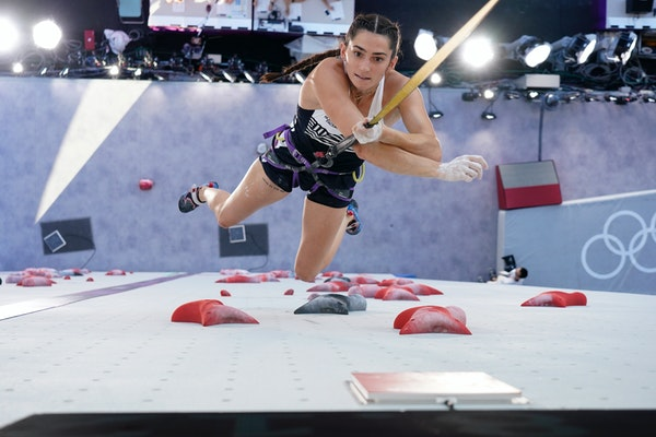 Heat, humidity, happiness: Shoreview's Condie 11th in first-ever Olympic climb