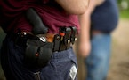 Minnesota's highest court ruled Wednesday that the state's permit-to-carry law did not violate a Coon Rapids man's Second Amendment rights.