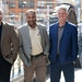 Leaders of Brown Venture Group. From left, Managing Partner Chris Brooks, partner Jerome Hamilton, partner Chris Dykstra and Managing Partner Paul Cam