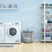 Not everyone has an Instagrammable laundry room, but there are ways to improve your space.