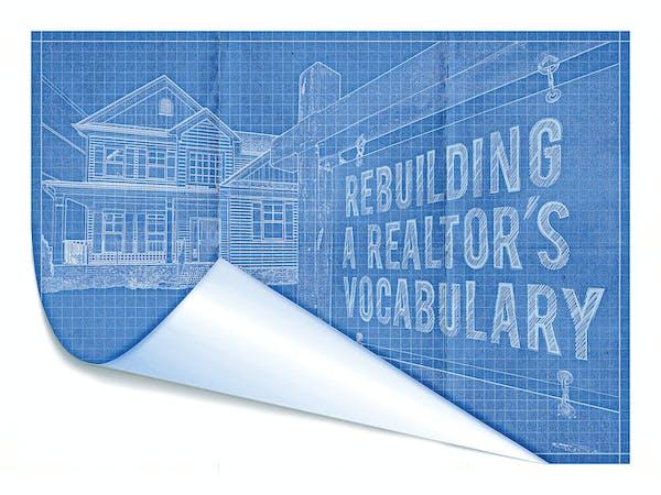 Building a realtor's vocabulary