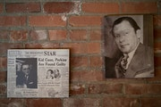 """History lessons on the characters of the Prohibition era, such as the Twin Cities' own Isadore """"Kid Cann"""" Blumenfeld, adorn the walls of Nucky�"""