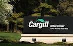 Cargill Inc. headquarters in Minnetonka.