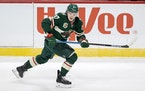 Kirill Kaprizov had a team-high 27 goals that were tops among rookies and eighth overall. Kaprizov's 51 points also led the Wild and all first-year