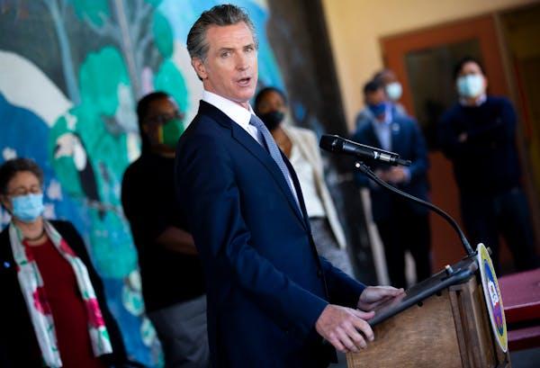 California orders COVID shots, testing for schools
