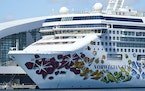 The Norwegian Gem sets sail on Sunday with vaccinated passengers.