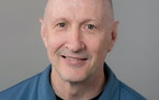 Pat Lund, Age Well At Home program manager for Twin Cities Habitat for Humanity,