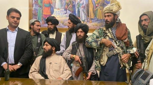 U.S. veteran reacts to Taliban toppling Afghanistan