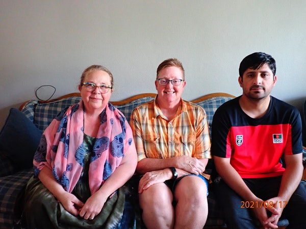 Minnesota woman helps resettle Afghan colleagues