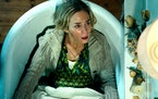 """Emily Blunt plays Evelyn Abbott in """"A Quiet Place."""""""