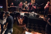 Dr. Mambo's Combo performing at Bunker's in Minneapolis in 2017, its 30th year there.    ] CARLOS GONZALEZ •  cgonzalez@startribune.com - Oc