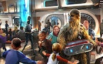 Star Wars: Galactic Starcruiser is expected to open at Disney World in Orlando next spring.