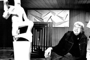 November 14, 1982 Former WPA sculptor Evelyn Raymond displayed some of her recent work. Tom Sweeney, Minneapolis Star Tribune