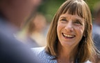 Carleton College President Alison Byerly took over Aug. 1.