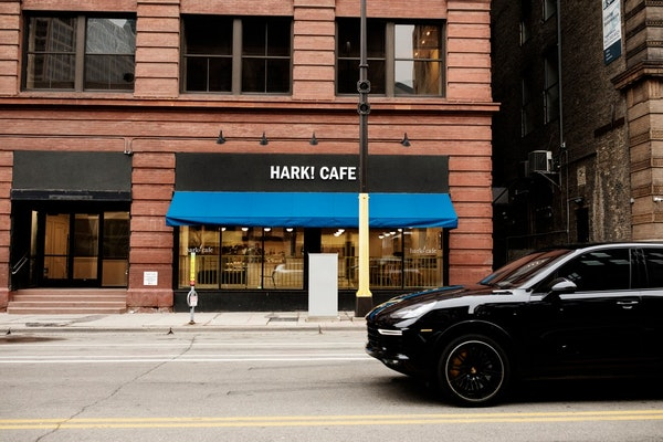 Hark! Cafe is requiring proof of vaccination or a  negative COVID test to dine indoors.