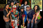"""Julian """"Junior"""" Marvin, center front, will lead the Legendary Wailers at the Minnesota State Fair."""