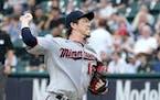 Kenta Maeda felt tightness and lost his control against the Yankees on Saturday.