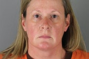 Kimberly A. Potter was booked into the Hennepin County jail on Wednesday, April 14, 2021.