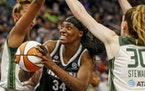Lynx halfway  Sylvia Fowles went to the handbasket  betwixt  Seattle halfway  Mercedes Russell and guardant  Breanna Stewart successful  the 2nd  4th   Tuesday nighttime  a