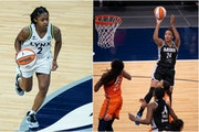 Crystal Dangerfield and Napheesa Collier need to do more for the Lynx to be WNBA title contenders.