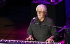 """Michael McDonald in 2019 performs """"Takin' It To The Streets"""" and """"Listen To The Music"""" with the Doobie Brothers before they announced their"""