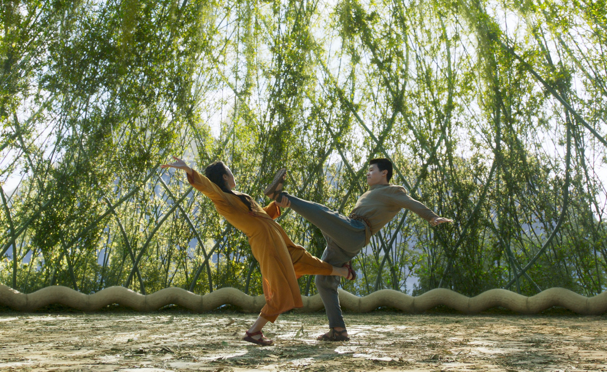 Marvel's latest movie, 'Shang-Chi,' is a fantastic, playful adventure   Star Tribune
