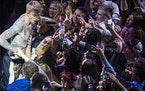 Machine Gun Kelly previously played to a packed crowd at the Armory during the Final Four tournament in 2018.