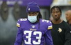 Star running back Dalvin Cook spent all three preseason games on the sidelines.