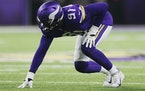 Stephen Weatherly re-signed with the Vikings in the offseason.