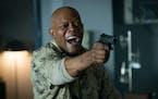 "Samuel L. Jackson in ""The Hitman's Wife's Bodyguard."""