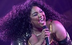Lizzo plays Treasure Island Casino in her first show since before the pandemic.