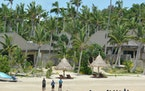 Fiji is getting ready to welcome visitors around December.